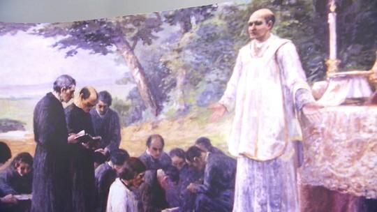 Pateo do Collegio guarda a memória da chegada dos jesuítas ao Brasil