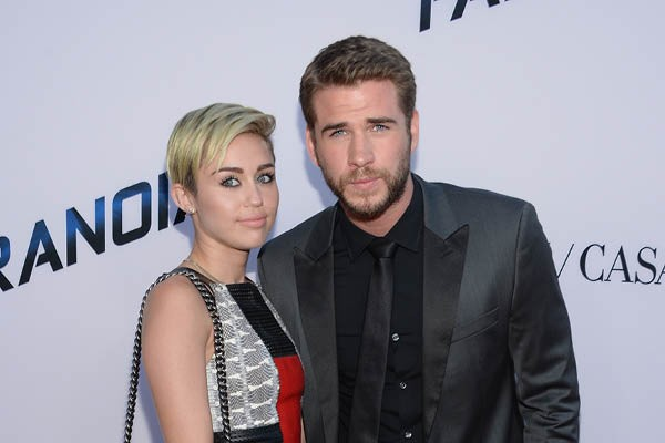 Liam Hemsworth e Miley Cyrus (Foto: Getty Images)