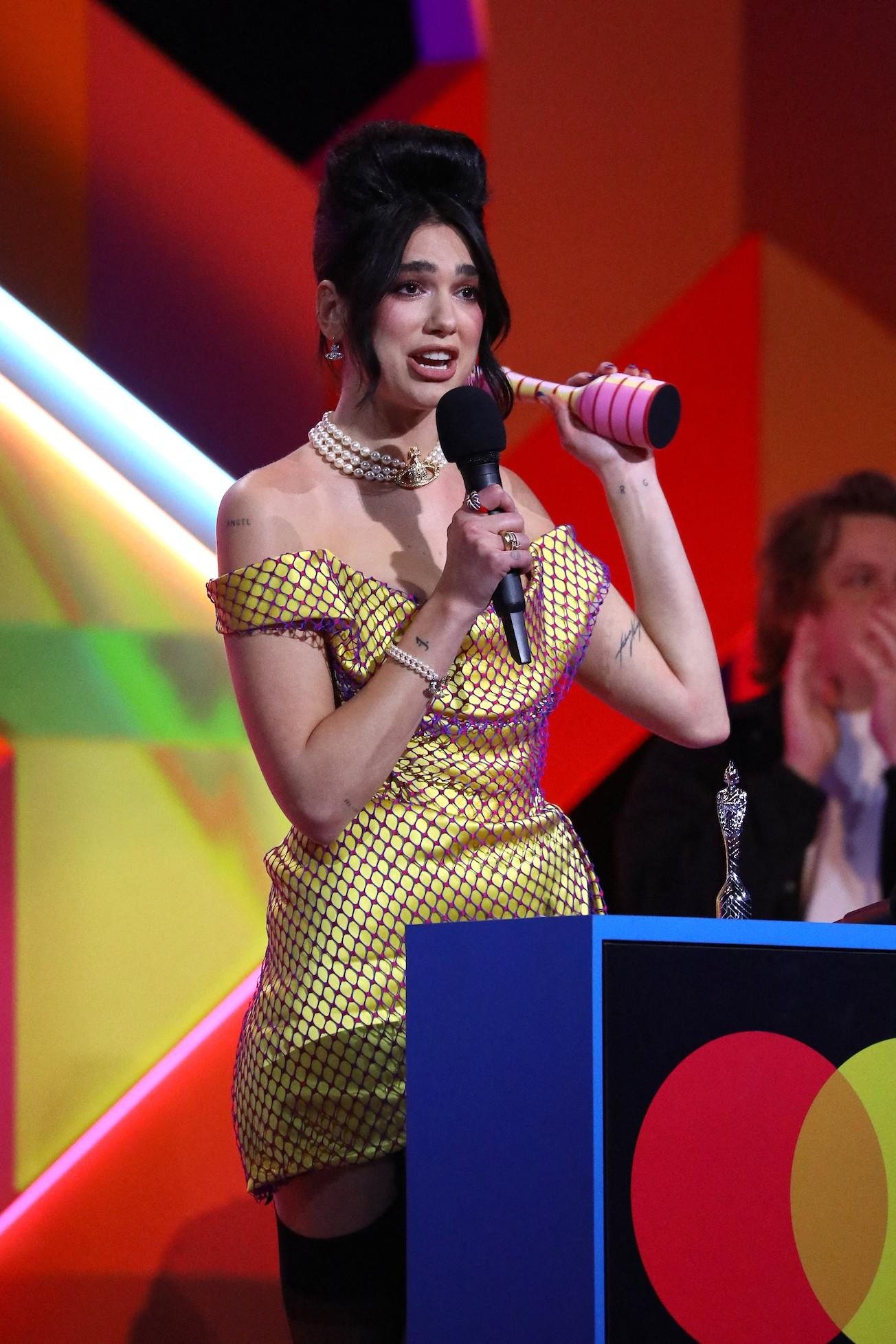 Dua Lipa é a grande vencedora do Brit Awards 2021; veja lista de premiados