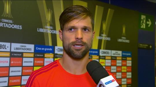"""Diego, após tropeço do Flamengo em casa: """"Tenho certeza que a história este ano vai ser diferente"""""""