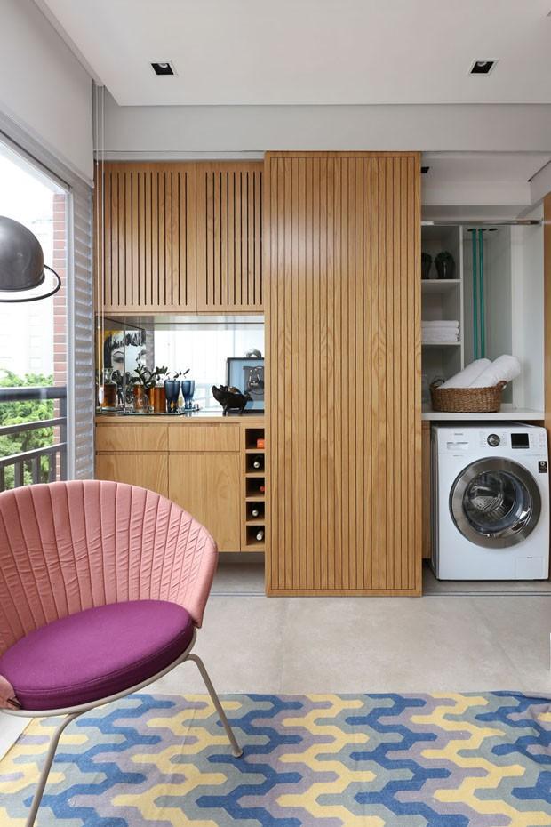 7 lavanderias planejadas para inspirar a sua reforma