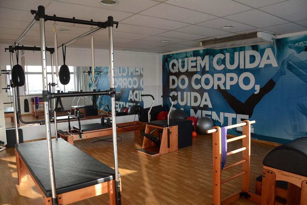 Centro de Fisioterapia do SESI adota os mais avançados tratamentos do país — Foto: Silvio Tito/Coperphoto/Sistema FIEB