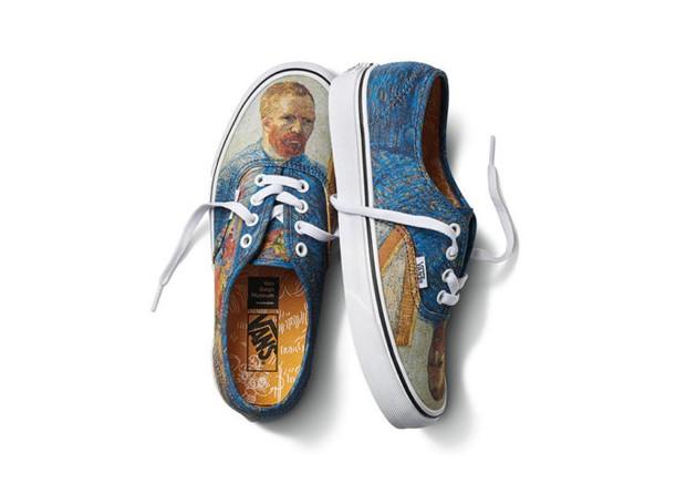 Vans revela coleção inspirada nas pinturas de Van Gogh  (Foto: Divulgação)