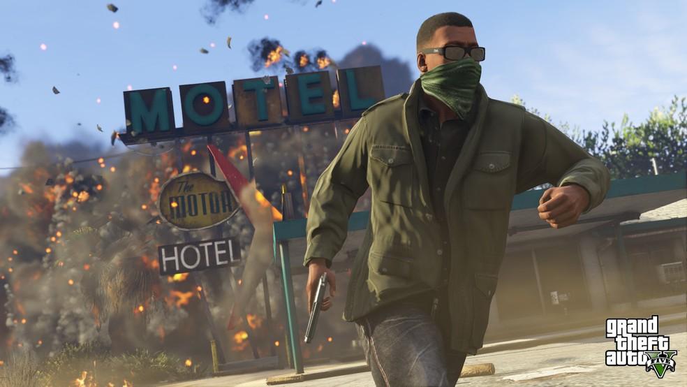 GTA 5: história do jogo tem curiosidades e polêmicas — Foto: Divulgação/RockStar Games