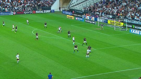 Fagner, Urso e Pedrinho: trio do Corinthians explica o sucesso do jogo pelo lado direito da equipe