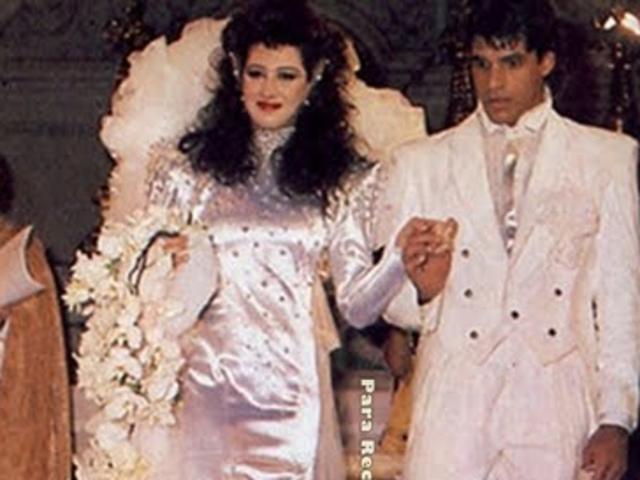 Claudia Raia e Alexandre Frota (Foto: Reprodução)