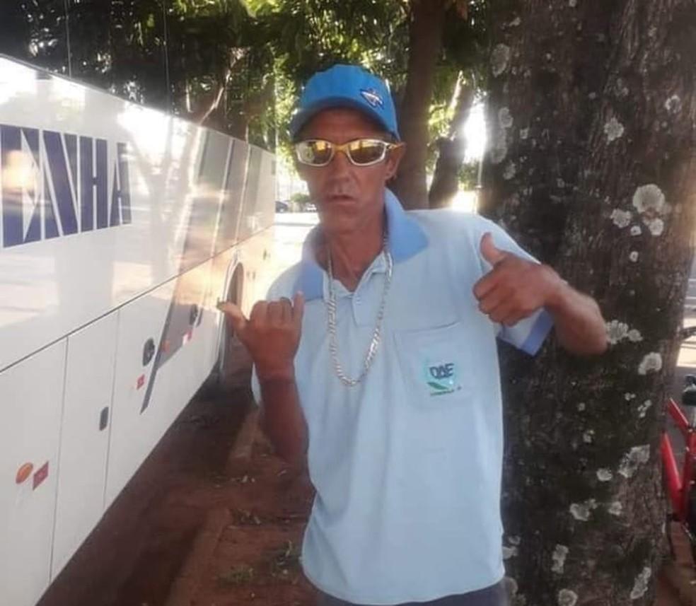 Ronaldo Lopes de Lima era servidor público; ele morreu após fingir assalto em lanchonete de Cosmópolis — Foto: Arquivo pessoal