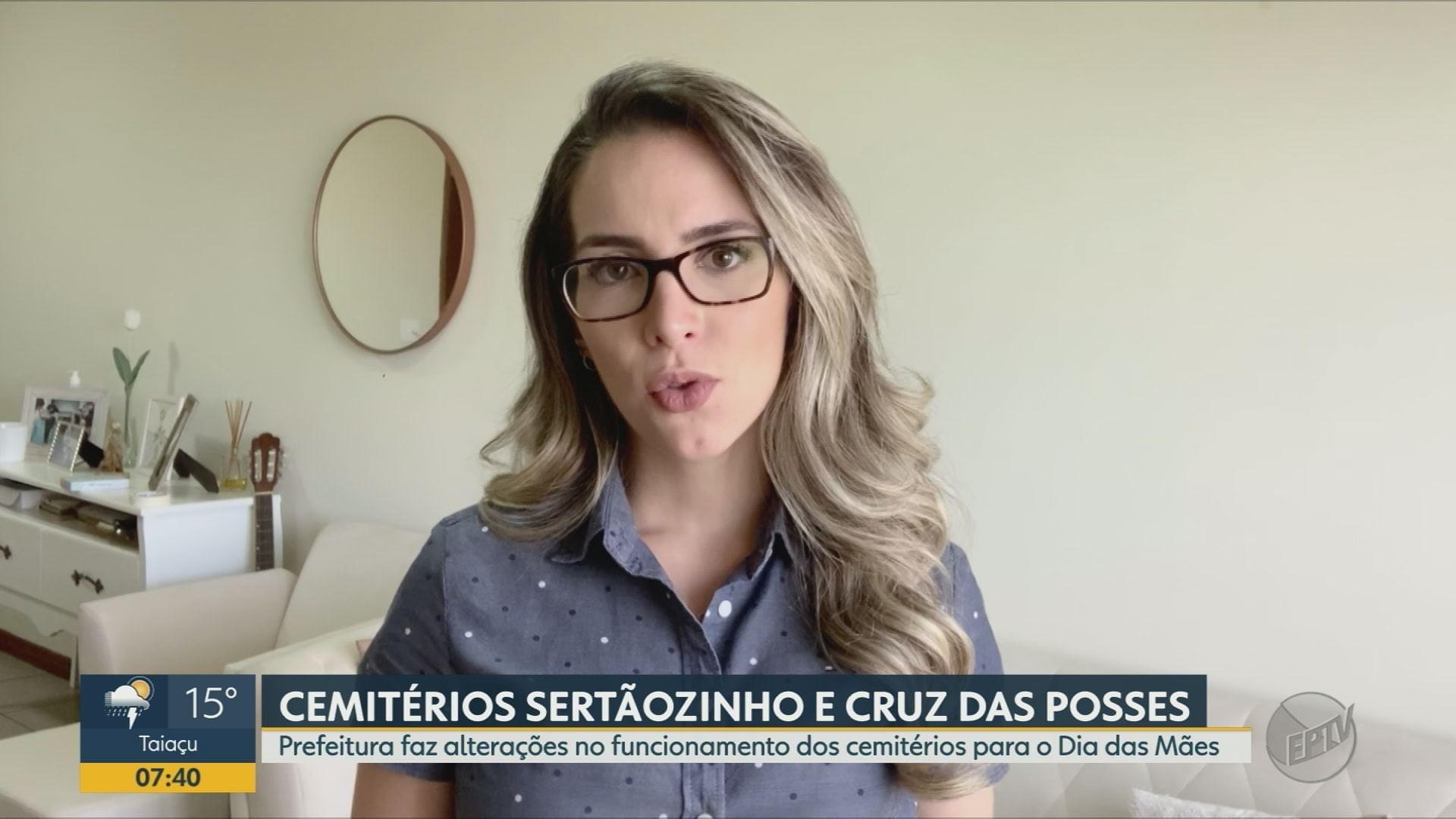 VÍDEOS: Bom Dia Cidade Ribeirão Preto de quinta-feira, 7 de maio