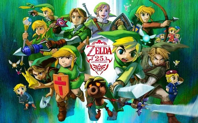 Legend of Zelda: veja as melhores curiosidades sobre a famosa franquia |  Notícias | TechTudo