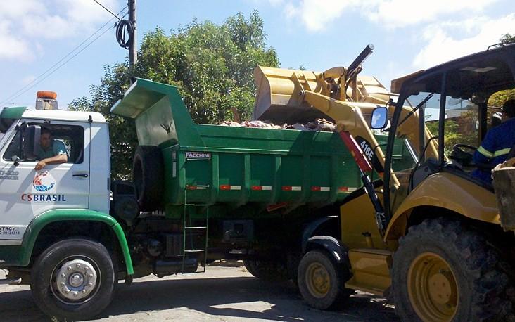 Seis bairros de Mogi das Cruzes devem receber a operação Cata Tranqueira neste sábado