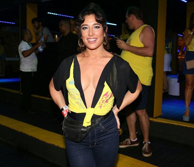 Giselle Itié (Foto: Deividi Correa/AgNews)