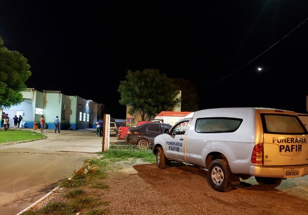 Caso aconteceu na cidade de Luis Eduardo Magalhães — Foto: Divulgação/Blog do Sigi Vilares
