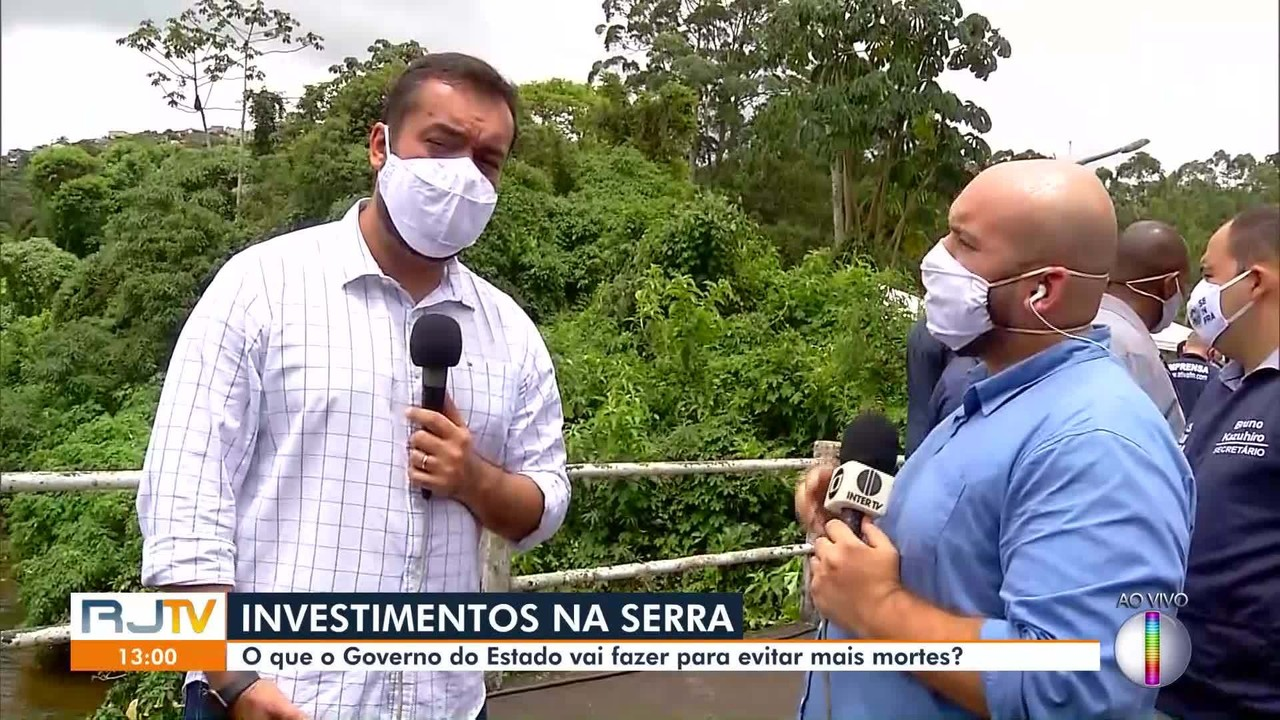 Governador do Rio fala sobre investimentos na Serra do RJ 10 anos após tragédia