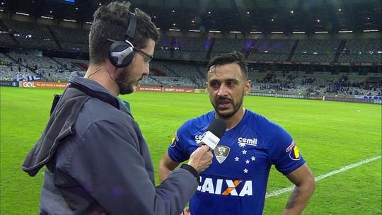 """Robinho: """"Faz tempo que eu venho buscando esses gols"""""""