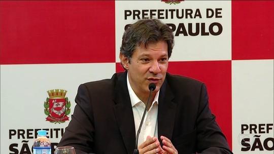 Haddad é indiciado pela PF por caixa 2 na campanha de 2012