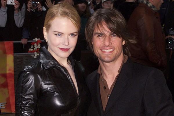 Nicole Kidman e Tom Cruise (Foto: Getty Images)