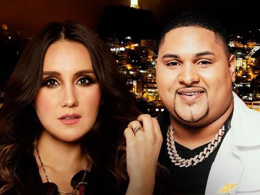 Dulce María e Kevin O Chris fazem parceria em remix de 'Tipo Gin': 'Ela tá movimentando'