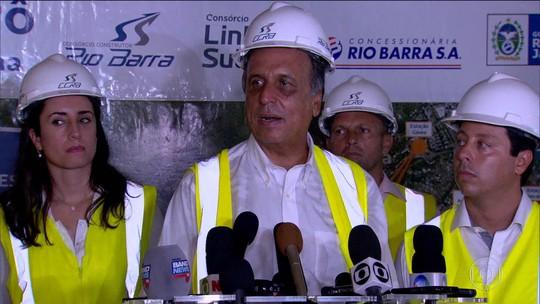 MP pede que Pezão deixe o Governo por investir na saúde menos do previsto na lei