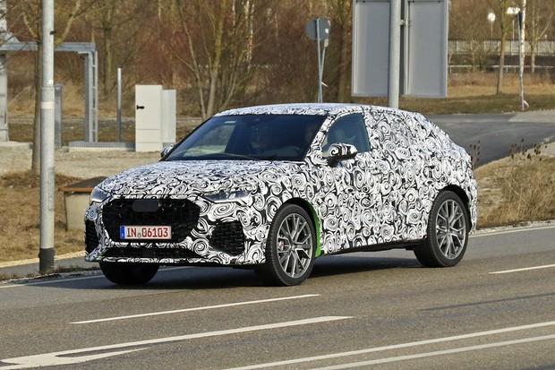 Audi RS Q4 (Foto: AutoMedia/Autoesporte)