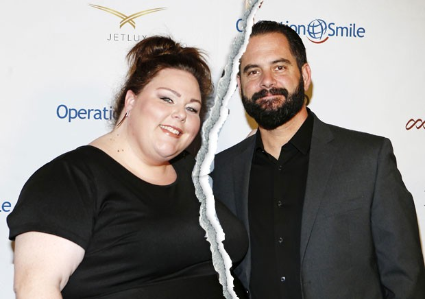 Chrissy Metz e Josh Stancil: fim do romance (Foto: Getty Images)