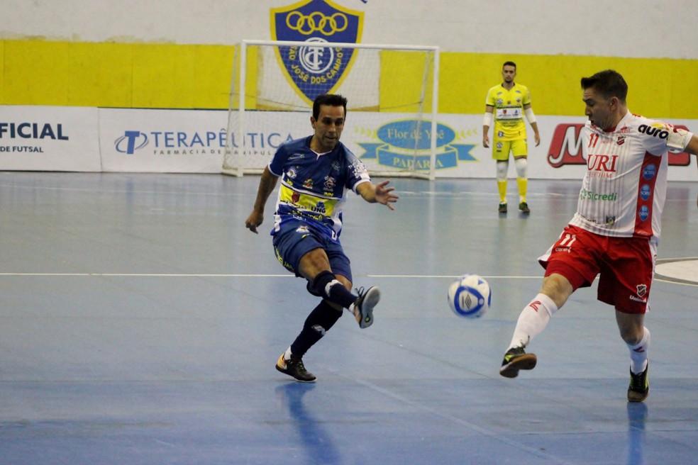 257e99a7ee ... O São José Futsal vem de uma derrota por 7 a 1 para o Atlântico —