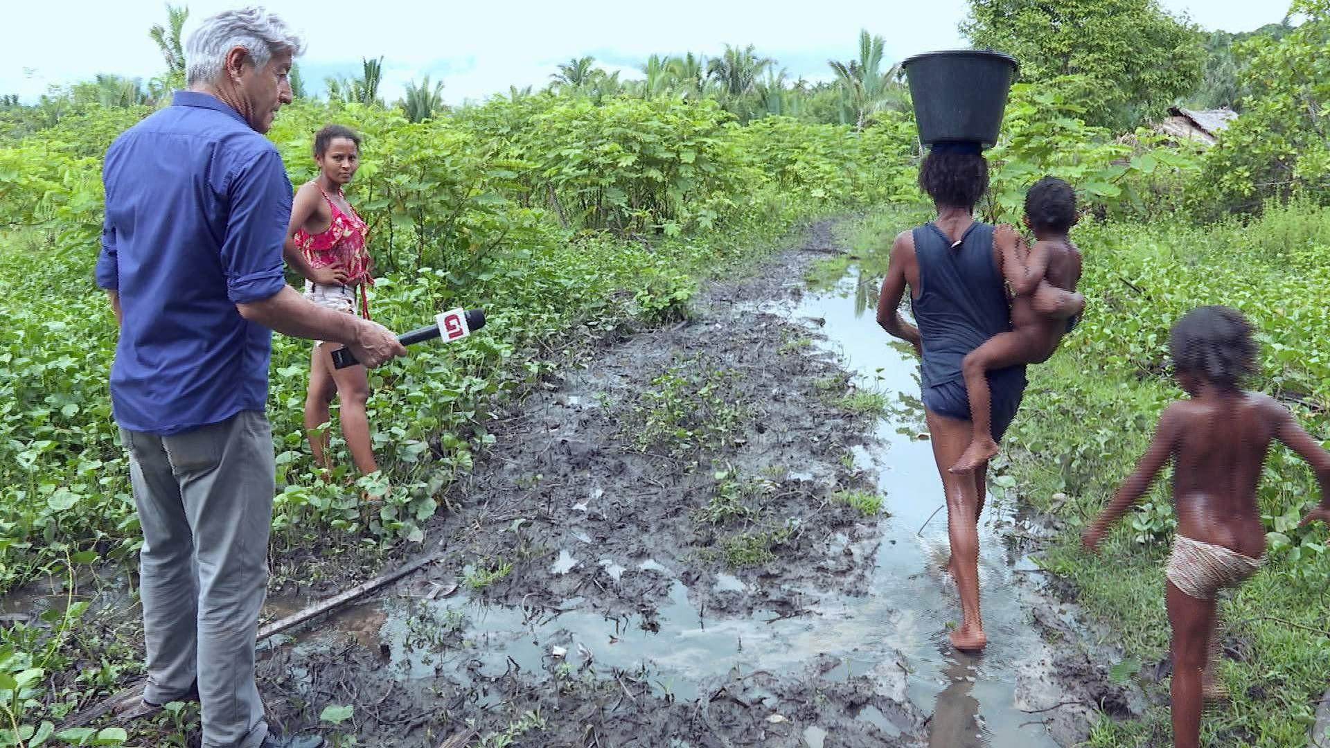 Maranhão é o estado onde mais brasileiros vivem em extrema pobreza, segundo IBGE