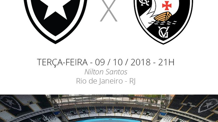 Botafogo x Vasco  saiba como garantir ingressos para o clássico de  terça-feira no Nilton Santos  0bdd45f364bd1