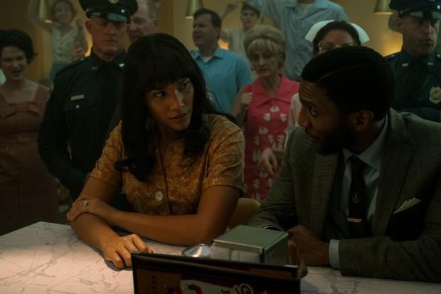 Emmy Raver-Lampman como Allison (Foto: Christos Kalohoridis/Netflix)