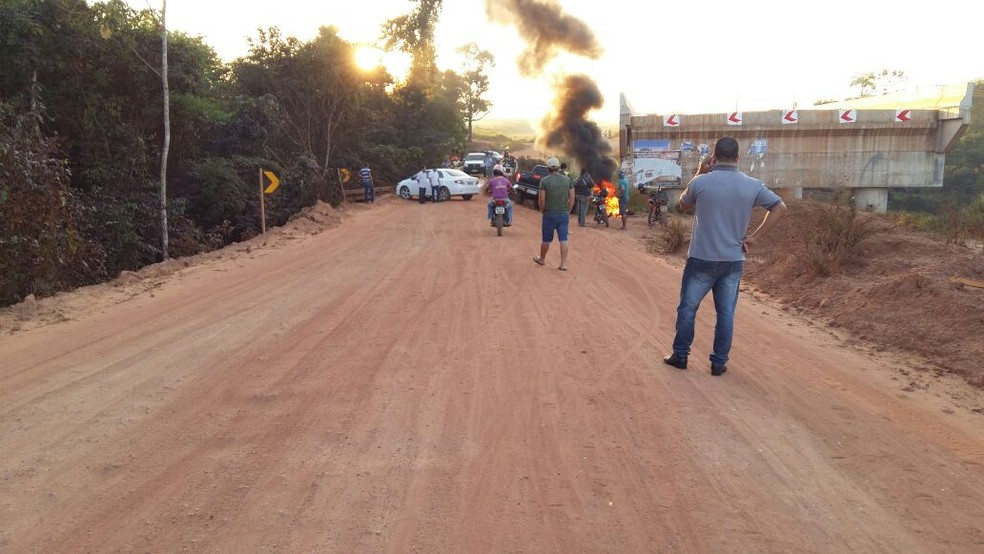 Ao todo, Rondônia contabilizou seis assassinatos no ano passado por conflito agrário.  — Foto: Assessoria da PM/Divulgação