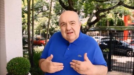 Prefeito de Curitiba recebe alta do hospital após 11 dias internado