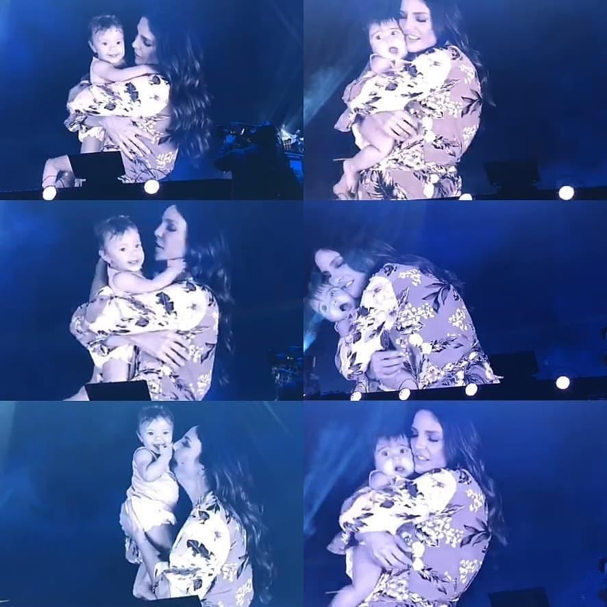 Ivete mostra o rostinho de Helena e Marina (Foto: Reprodução/Instagram)