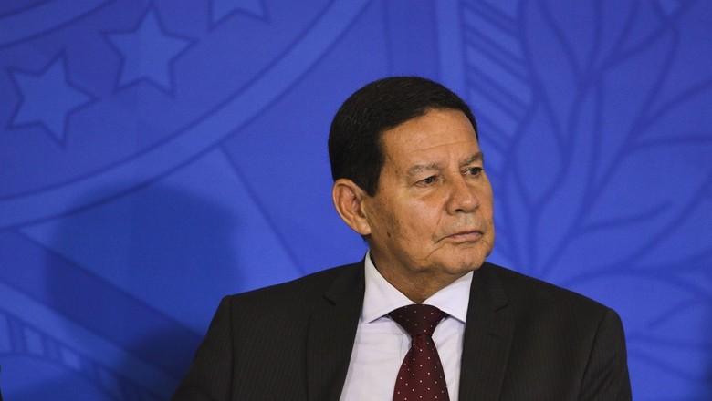 politica-mourao-vice-presidente (Foto: Valter Campanato/Agência Brasil)