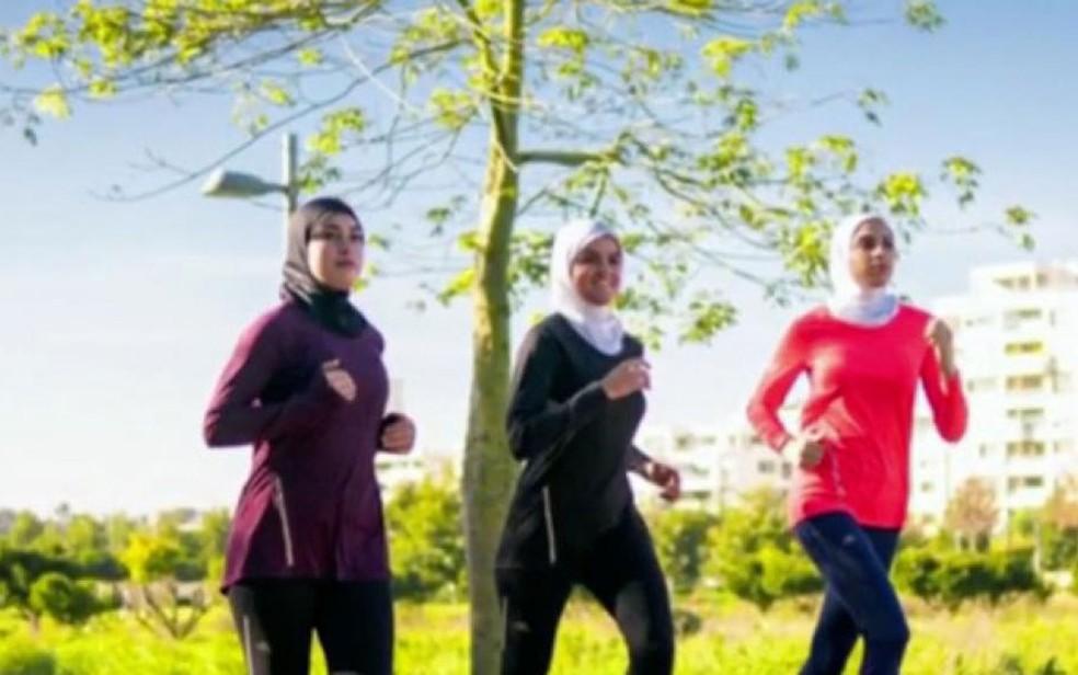 86ef6774c Véu islâmico para corrida incendeia redes sociais na França