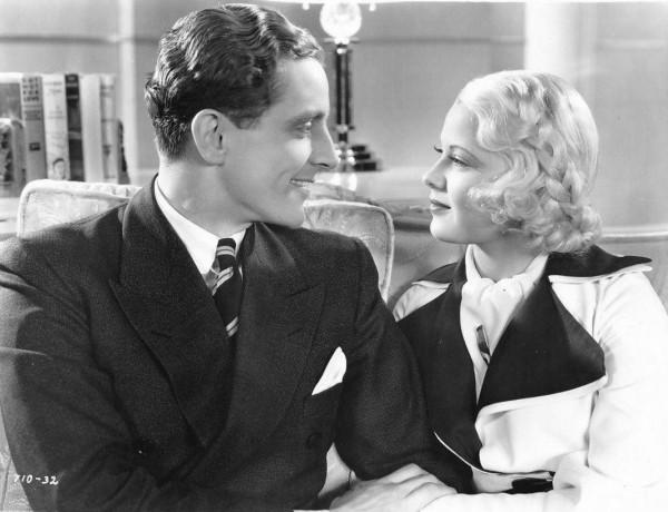 Mary Carlisle e Phillips Holmes em 'Million Dollar Ransom' (1934) (Foto: Divulgação)