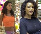 Taís Araujo foi Preta, a protagonista de 'Da cor do pecado', que voltará ao ar no Viva no ano que vem | Globo