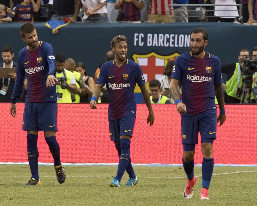 Neymar pode trocar o Barcelona pelo Paris Saint-Germain (Foto: AFP)