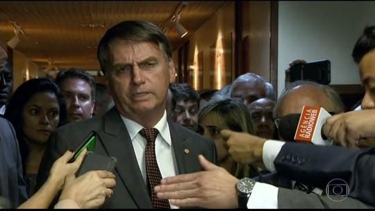 Bolsonaro se reúne com Maia e recebe governadores eleitos hoje