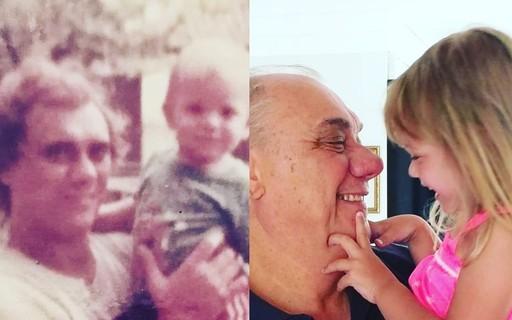 """Filho de Marcelo Rezende adota sobrenome do pai: """"Tão simbólico quanto bonito"""" - Quem Acontece"""