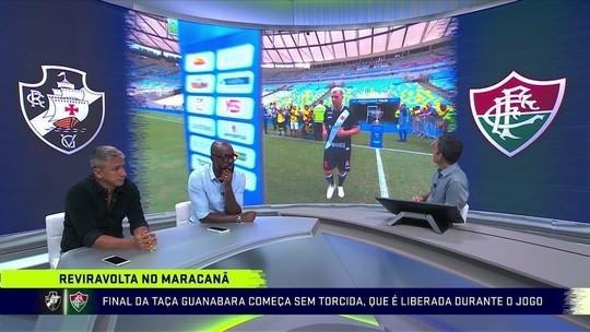 """Tiago Maranhão exclama: """"Tudo que envolveu essa final da Taça Guanabara é uma vergonha"""""""