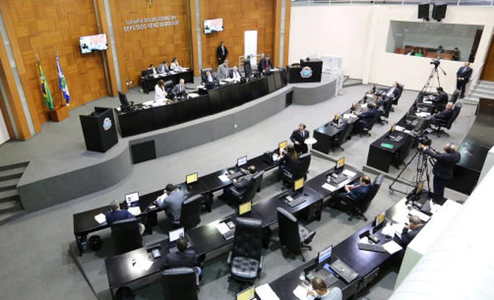 Sessões na ALMT devem ser retomadas em 15 dias (Foto: JL Siqueira/ALMT)