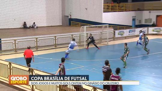Sobradinho vence Taguatinga e fecha a primeira fase na liderança do Grupo A da Copa Brasília
