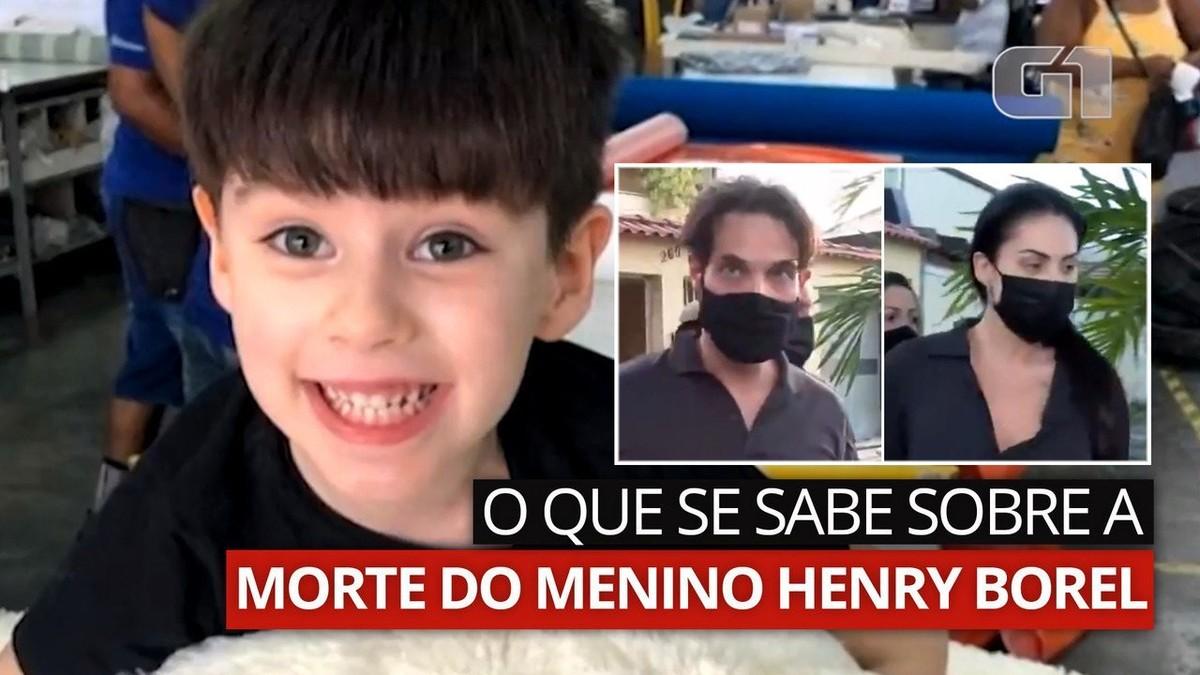 O que se sabe sobre a morte do menino Henry Borel, no Rio | Rio de Janeiro