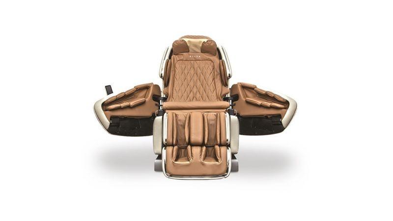 A cadeira DreamWave M.8 une funcionalidade e beleza em um design arrojado. (Foto: Divulgação)