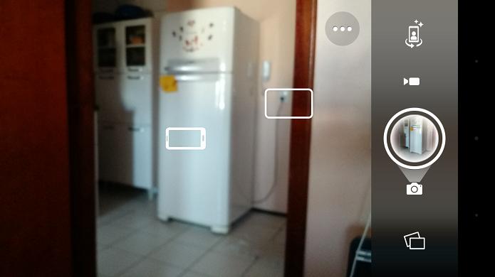 Aplicativo Camera51 aberto (Foto: Felipe Alencar/TechTudo)