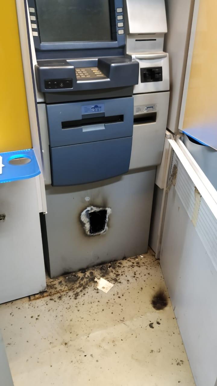 Agência bancária é alvo de arrombamento em São Luís