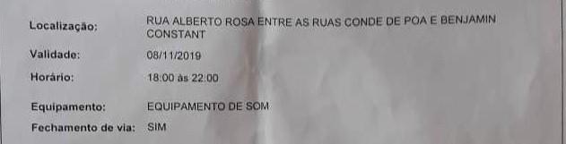 BM instaura inquérito para apurar conduta de policiais militares durante confusão envolvendo estudantes em Pelotas - Notícias - Plantão Diário