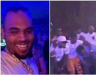 Festa de aniversário de Chris Brown com 500 pessoas é encerrada pela polícia às 2 da manhã