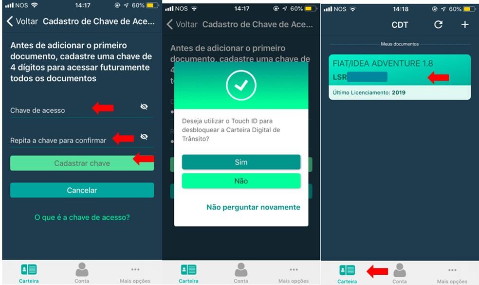 foto-7 #Dica: Você já conhece como funciona o CRLV Digital? Aprenda como baixar e usar o documento no app.