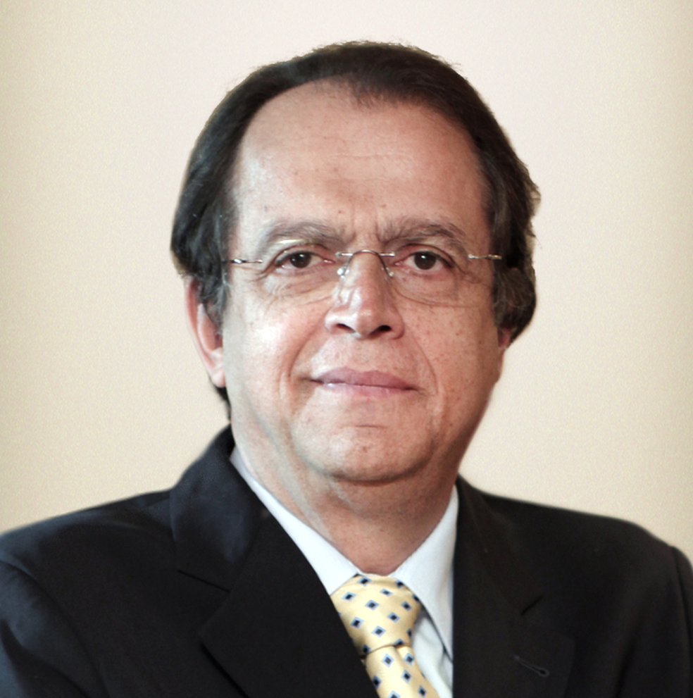 O novo ministro do Trabalho, Caio Luiz de Almeida Vieira de Mello (Foto: Reprodução/Escritório Sergio Bermudes)