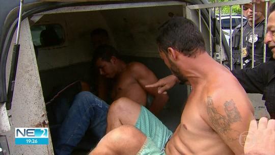 Quatro suspeitos de assaltar e assassinar empresário em Aldeia têm prisão preventiva decretada